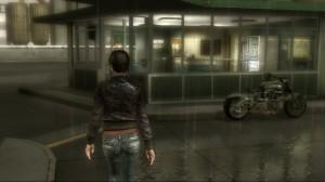 Madison est le personnage du jeu qui apporte un petite touche sexy qui rapelle au joueur que le heavy rain est réservé à un public mature.