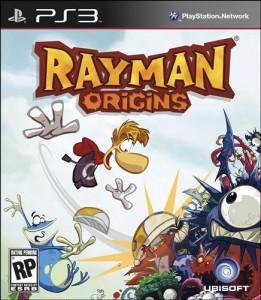 La jaquette de Rayman