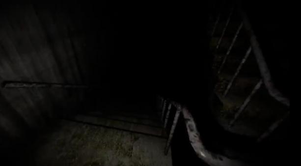 Vous allez aimé les escaliers.