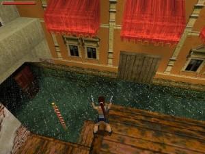 Venise dans Tomb Raider II